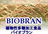 植物性多糖加工食品「バイオブラン」