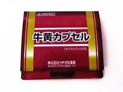 画像1: ウチダ和漢 牛黄カプセル 100mg×2カプセル【第3類医薬品】