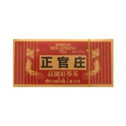 画像1: 正官庄 高麗紅蔘茶 3g×30包